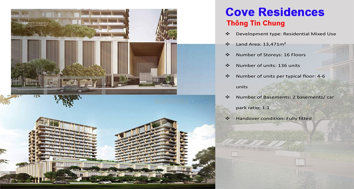 Căn Hộ Cove Residences - MU 11 Empire City