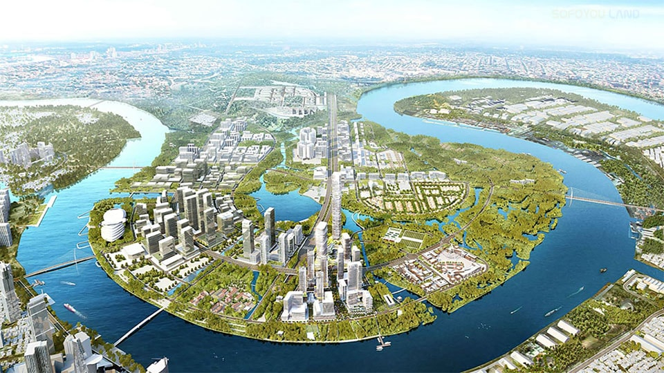 Dự Án Empire City Keeple Land
